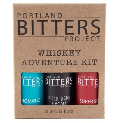 Whiskey Bitters Adventure Kit