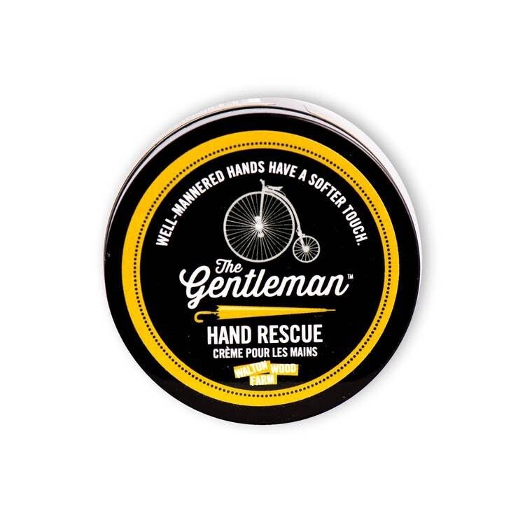 The Gentleman Hand Rescue Cream