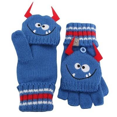Blue Monster Gloves