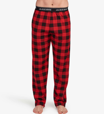 Buffalo Plaid Men's PJ Pants