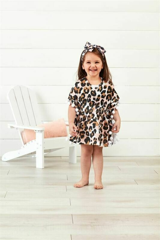 Kid's Leopard Cover up