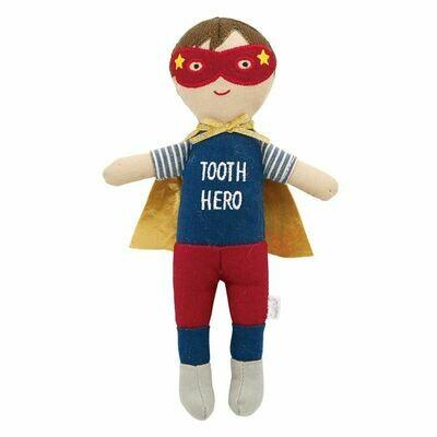 Tooth Hero Fairy