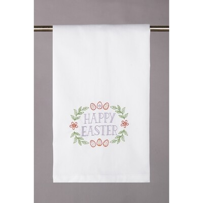 Happy Easter Kitchen Towel