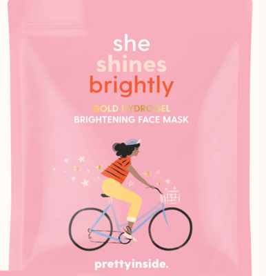 Musee Brightening Face Mask - She Shines Brightly