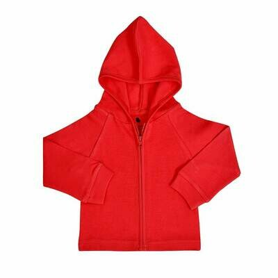 Red Rover Baby Hoodie