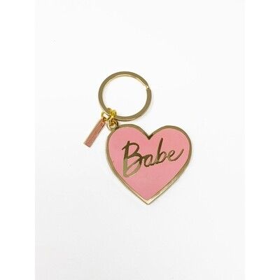 Idlewile Babe Keychain