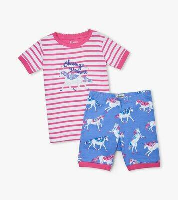 Dreamy Unicorns PJs Set