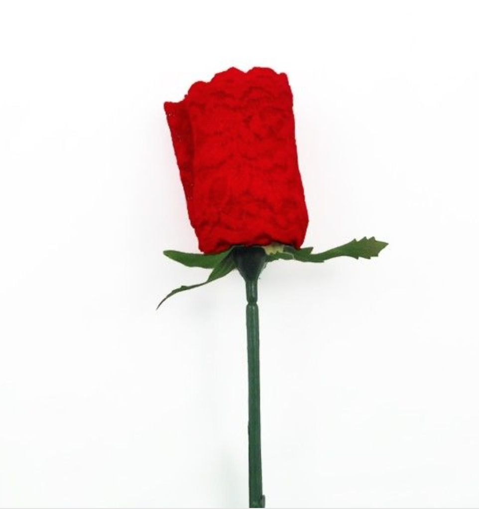 Hanky Panky Original Thong Rose Red