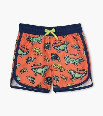Hatley Aquatic Reptiles Swim Shorts