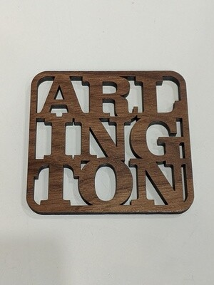 Grainwell Coasters - Atown