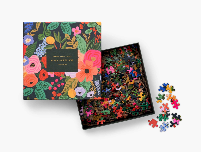 Rifle Paper Garden Party Jigsaw Puzzle