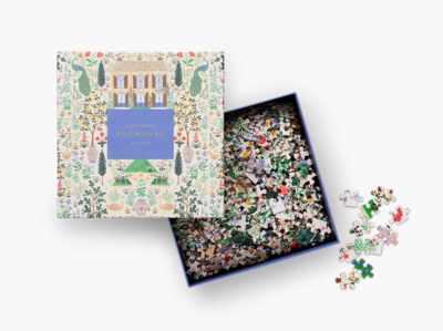 Rifle Paper Camont Jigsaw Puzzle