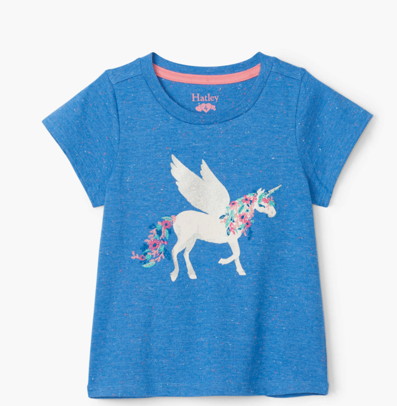 Hatley Magical Unicorn Tee