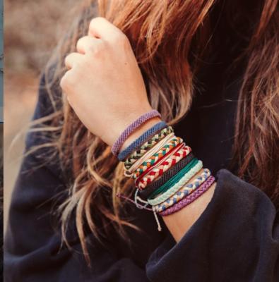 Pura Vida Braided Bracelets