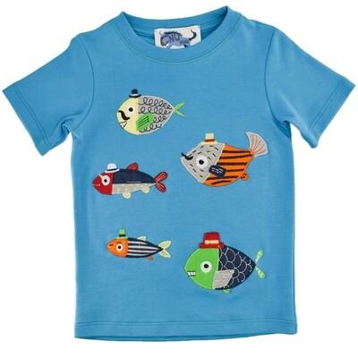 School of Fish Tee