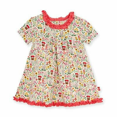 Magnetic Gnome Sweet Gnome Toddler Dress