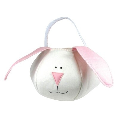 Loppy Eared Bunny Bag - Pink