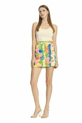 Julie Brown Magic Garden Skirt