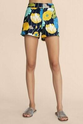 Trina Corbin Shorts Floral Multi