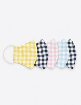 Draper James Gingham Mask