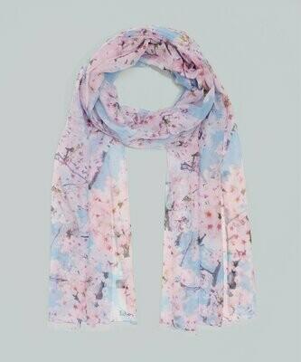 Echo Cherry Blossom Scarf