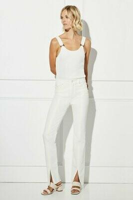 Ecru Robertson White Jeans