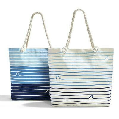 Shark Canvas Tote