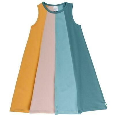 Alfa Rainbow Dress