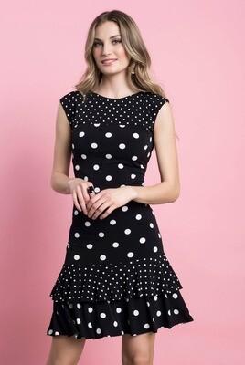 Frank Polka Dot Dress
