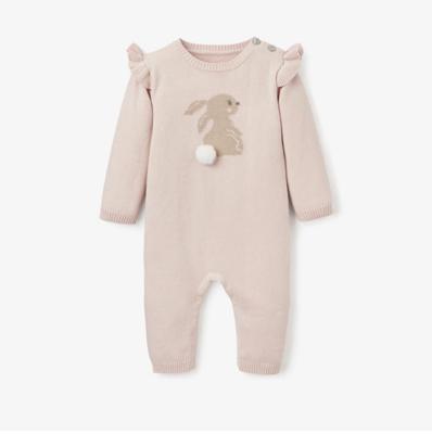 Pink Bunny Jumpsuit