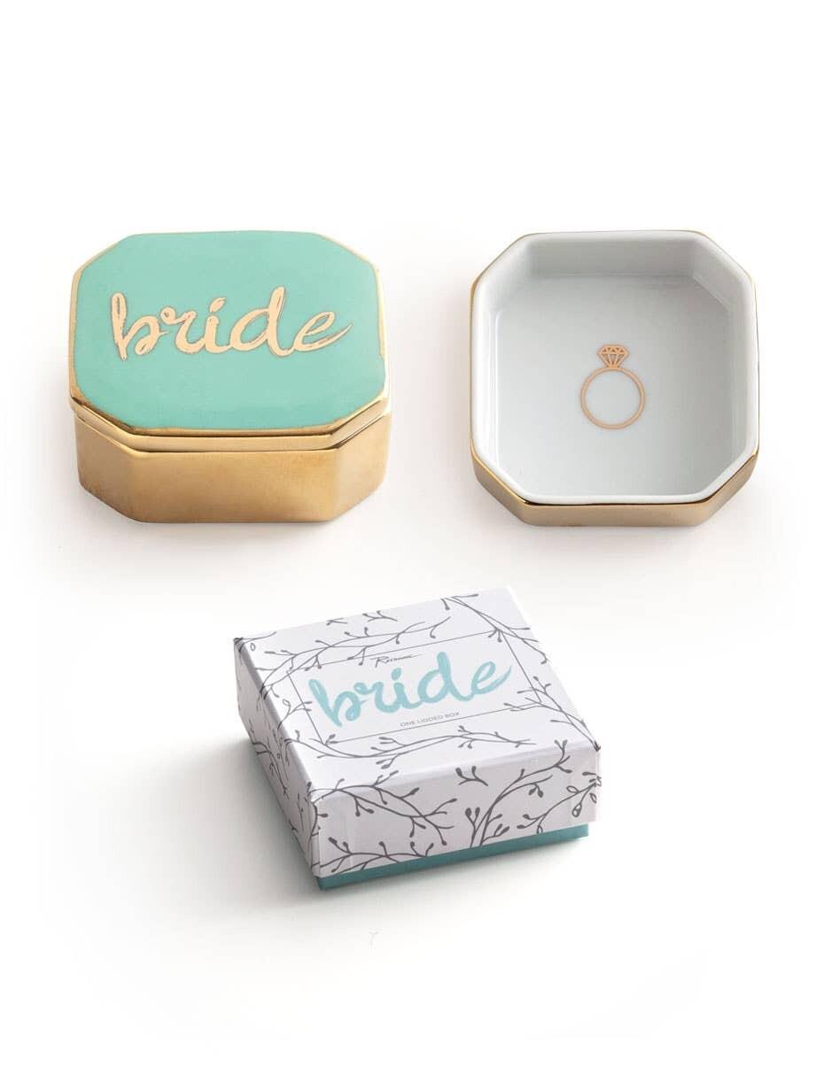 Bride Ring Box