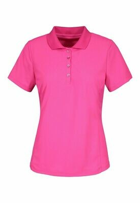 Tribal SS Polo Pink