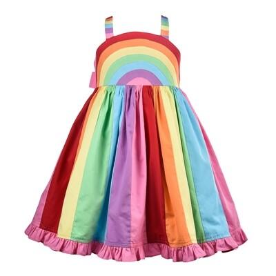 CK Rainbow Dress