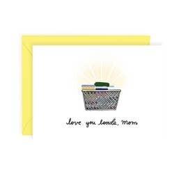 Love you Loads Card