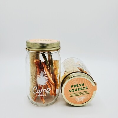 Camp Craft Cocktail - Fresh Squeeze