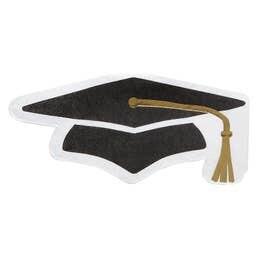 Cocktail Napkin - Grad Hat