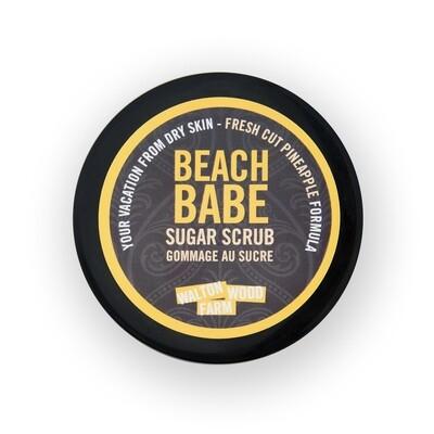 Beach Babe Sugar Scrub
