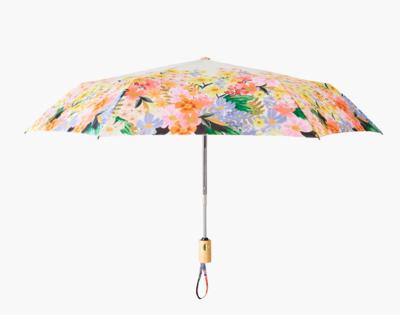 Rifle Paper Marguerite Travel Umbrella
