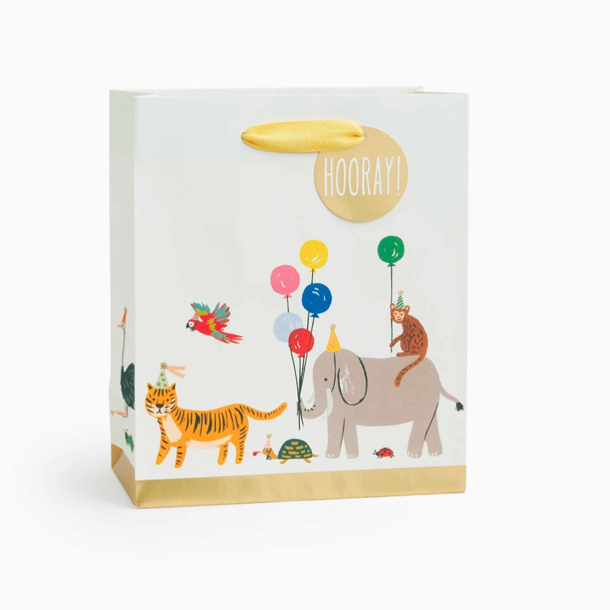 Rifle Paper Party Animal Gift Bags