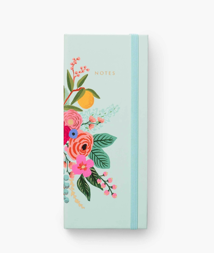 Rifle Paper Garden Party Sticky Note Folio