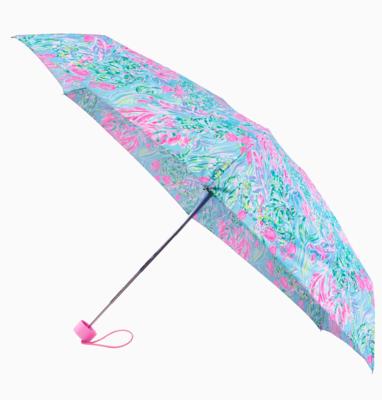 Lilly Mini Travel Umbrella - Best Fishes