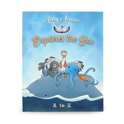 Bunnies by Bay Avery the Aviator Explores the Sea A To Z