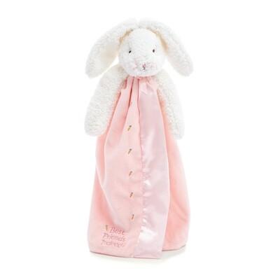 Bunnies by Bay Blossom Buddy Blanket - Pink