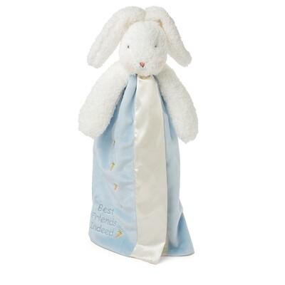 Bunnies by Bay Blossom Buddy Blanket - Blue