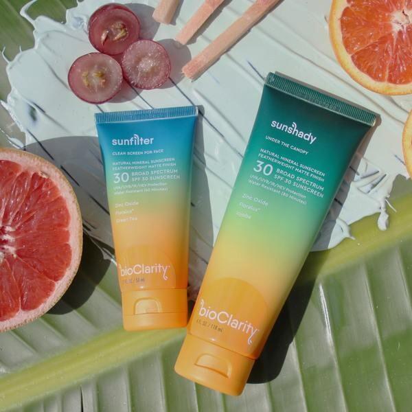 bioClarity Sunscreen