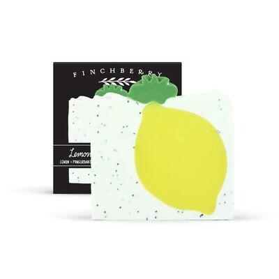 Finchberry Soap - Lemon Pomegranate Cream