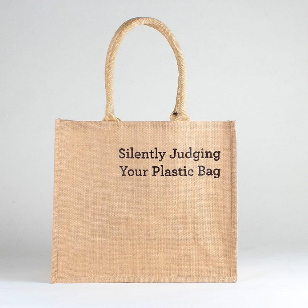 Judging Tote Bag