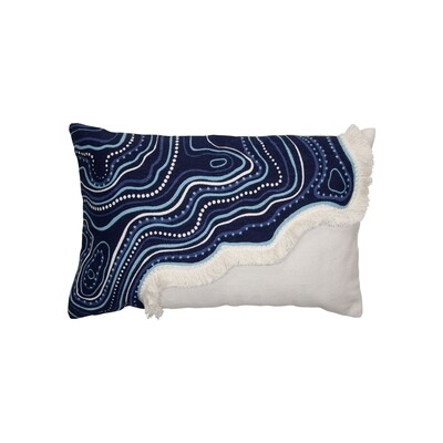 River Pillow
