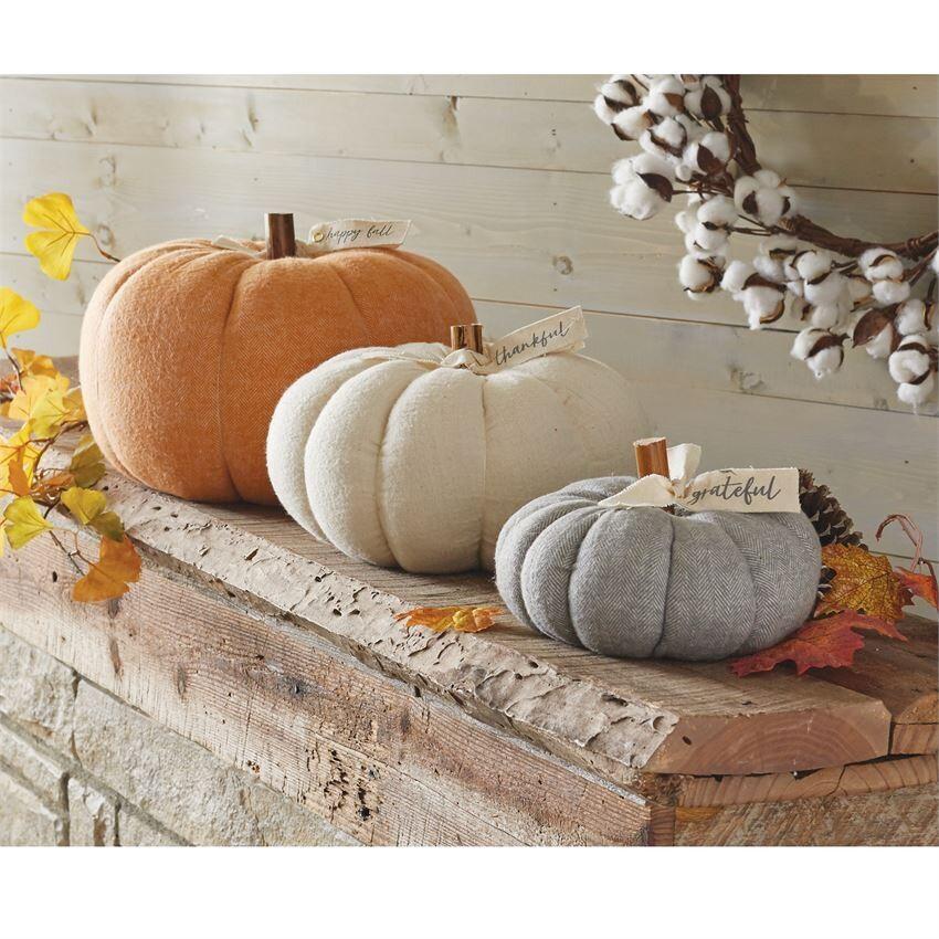 Cotton Pumpkin