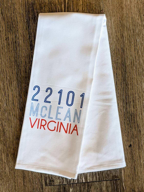 McLean 22101 Towel